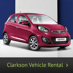 Clarkson Vehicle Rental Glasgow