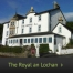The Royal an Lochan Hotel